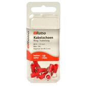 Ratio Kabelschoen oog bm = 5mm 0,5-1,5mm²
