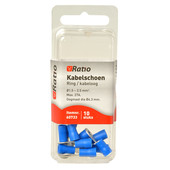 Ratio Kabelschoen oog bm = 4mm 1,5-2,5mm² 60733