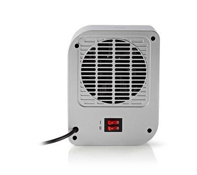 Nedis keramische ventilatorkachel HTFA12CGY