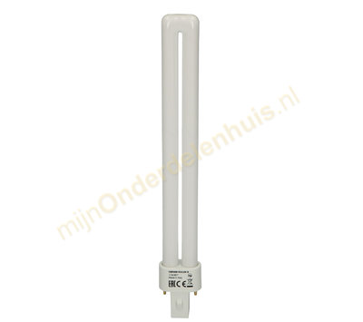 Osram Dulux S 2 pins CCG 900lm G23 11W 827 extra warmwit
