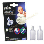 Braun Braun lensfilter voor koortsthermometer LF40