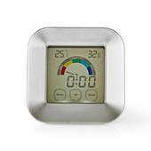 Nedis Nedis Hygro- temperatuur meter KATR105SI