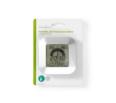Nedis Hygro- temperatuur meter KATR105SI