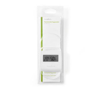 Nedis Hygro- temperatuur meter WEST100WT