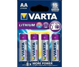 Lithium batterij