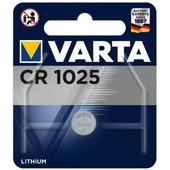 Varta Varta knoopcel CR1025 3V Lithium