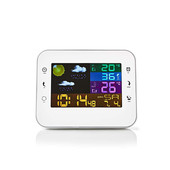 Nedis Nedis weerstation met wireless buiten sensor WEST402WT