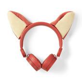 Nedis Nedis bedrade hoofdtelefoon HPWD4000OG