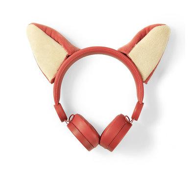 Nedis bedrade hoofdtelefoon HPWD4000OG