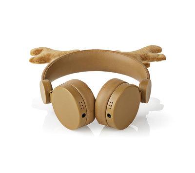 Nedis bedrade hoofdtelefoon HPWD4000BN