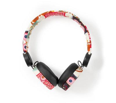 Nedis bedrade hoofdtelefoon HPWD4102BK