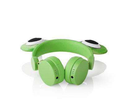 Nedis bedrade hoofdtelefoon HPWD4000GN