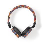 Nedis Nedis bedrade hoofdtelefoon HPWD4101BK