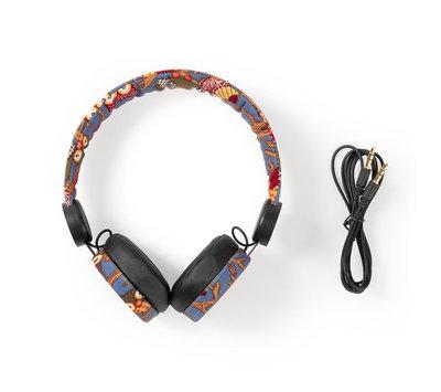 Nedis bedrade hoofdtelefoon HPWD4101BK