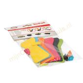 Tefal Tefal spatels voor gourmetstel XA900203