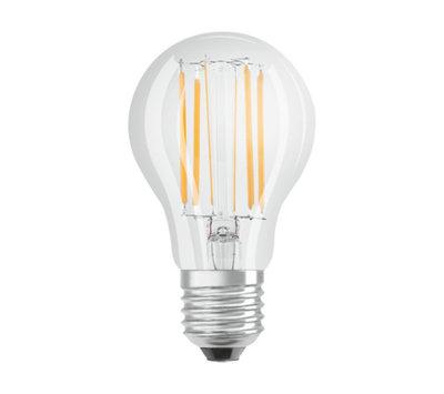 Osram LED lamp Parathom Classic A75 8/75W E27