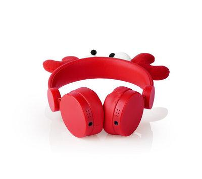 Nedis bedrade hoofdtelefoon HPWD4000RD