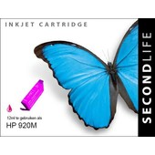SecondLife SecondLife inktcartridge voor HP 920M XL rood