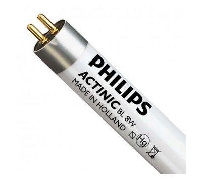 Philips insectenkiller TL 8W/10 ACTINIC