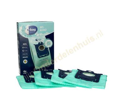 Originele stofzuigerzakken van Electrolux S-Bag E206S Anti-Allergy 900168460