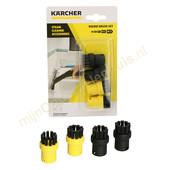 Kärcher Karcher borstelset voor stoomreiniger  2.863-264.0