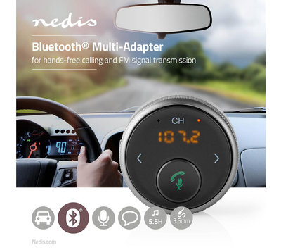 Bluetooth multi adapter BTMA100BK