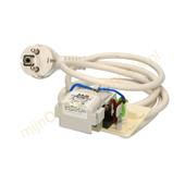 Indesit Indesit aansluitkabel /condensator van wasmachine C00259297