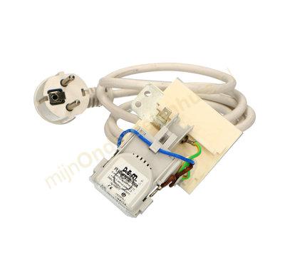Indesit aansluitkabel /condensator van wasmachine C00259297 482000030536