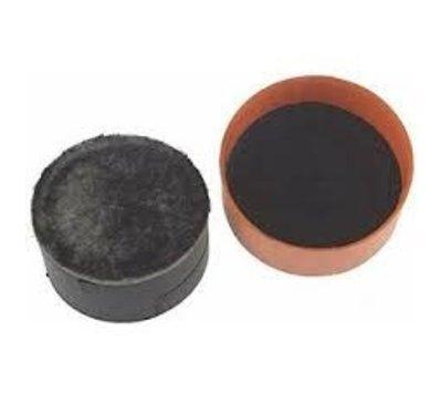 Collo zwarte poets voor kookplaten