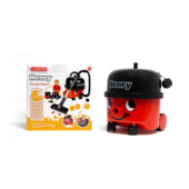 Numatic Numatic mini Henry stofzuiger rood 899950
