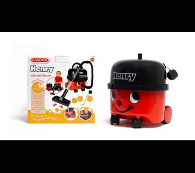 Numatic mini Henry stofzuiger rood 899950