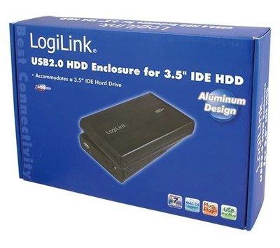 """LogiLink hardeschijf behuizing 3.5"""" IDE"""