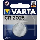 Varta Varta CR2025 3V Lithium knoopcel batterij