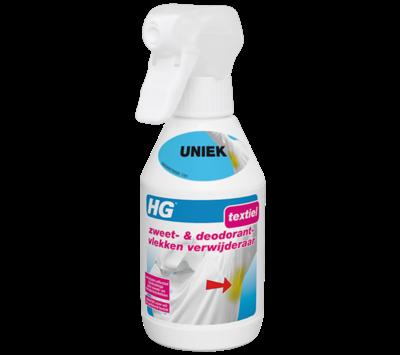 HG reiniger voor zweet- en deodorantvlekken 634025100