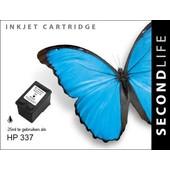 SecondLife SecondLife inktcartridge voor HP 337 XL zwart