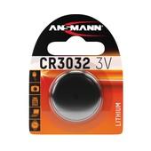 Ansmann Ansmann knoopcel CR3032 3V Lithium