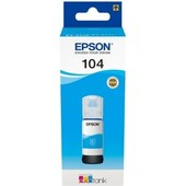 Epson Originele Epson inktcartridge 104 blauw C13T00P240