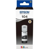 Epson Originele Epson inktcartridge 104 zwart C13T00P140