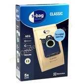 Electrolux Originele stofzuigerzakken van Electrolux S-Bag E200S 9000844804