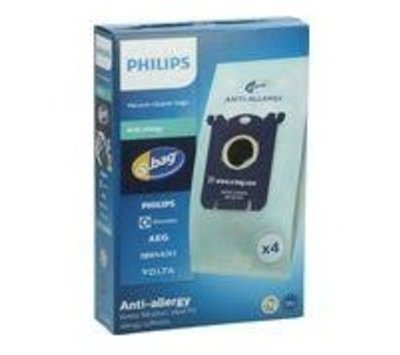 Originele stofzuigerzakken van Philips S-Bag FC8022/04