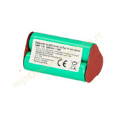 Universeel AEG accu voor stofzuiger / tondeuse 3.6V 2000mAh T141