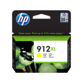 HP Originele HP inktcartridge 912XL geel 3YL83AE