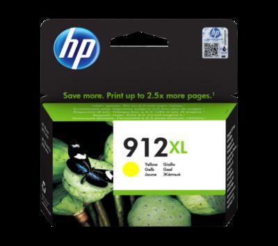 Originele HP inktcartridge 912XL geel 3YL83AE