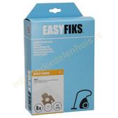 Easyfiks Easyfiks stofzuigerzakken voor Siemens Type P
