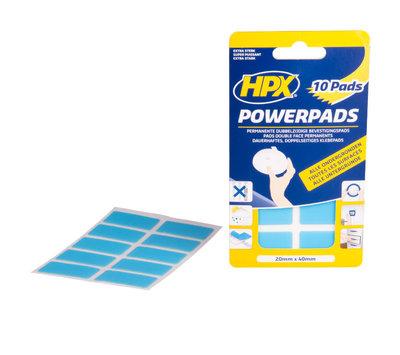 HPX PowerPads tape PA2040 20mm x 40mm