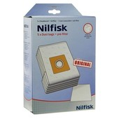 Nilfisk Originele stofzuigerzakken voor Nilfisk Gm200/300/400 81846000