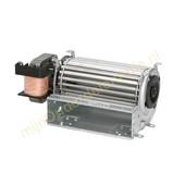 FERGAS Tangentiële ventilator motor 12,5 cm links 115800