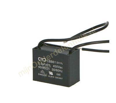 DeLonghi condensator van Pangourmet 5111810461