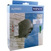Wenko Wenko waslijn uittrekbaar jumbo 15M 3726400100