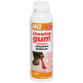 HG HG chewing gum remover 158020100